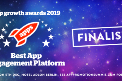 Swrve Named a Finalist for Best App Engagement Platform in the App Growth Awards 2019