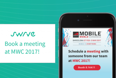 Meet Swrve at Mobile World Congress 2017