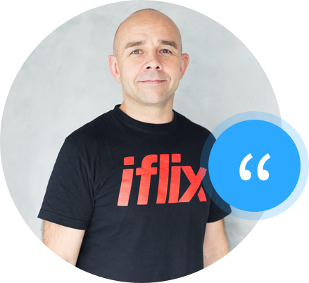 Emmanuel Frenehard Chief Technology Officer - Iflix