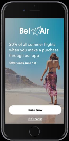 Mobile Marketing Engagement Platform