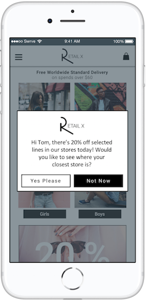 Swrve Research Confirms That In-App Experiences Drive In-Store Revenue For Retail
