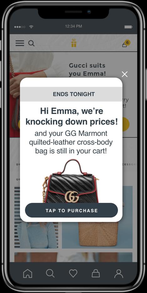 In-app Message