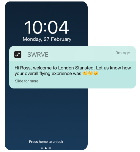 Swrve - The Leading Push Notification Platform