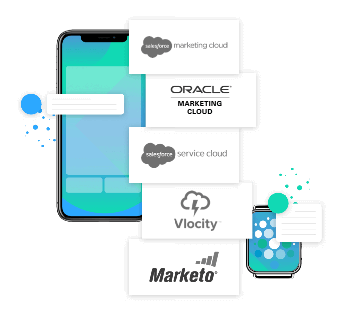 Swrve Add mature mobile engagement to your marketing cloud