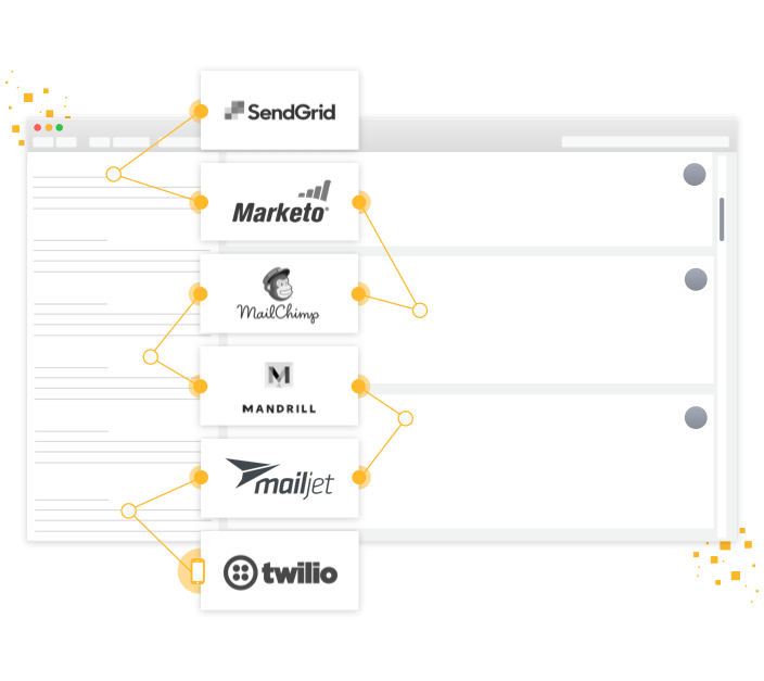 Swrve Add Swrve microtargeting to your existing email and SMS