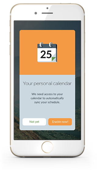 Requesting Calendar Permissions